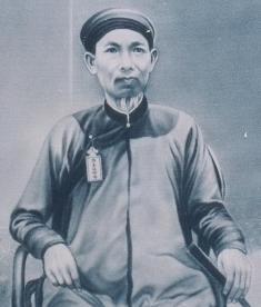 Chân dung Họa sĩ-thầy giáo Lê Văn Miến